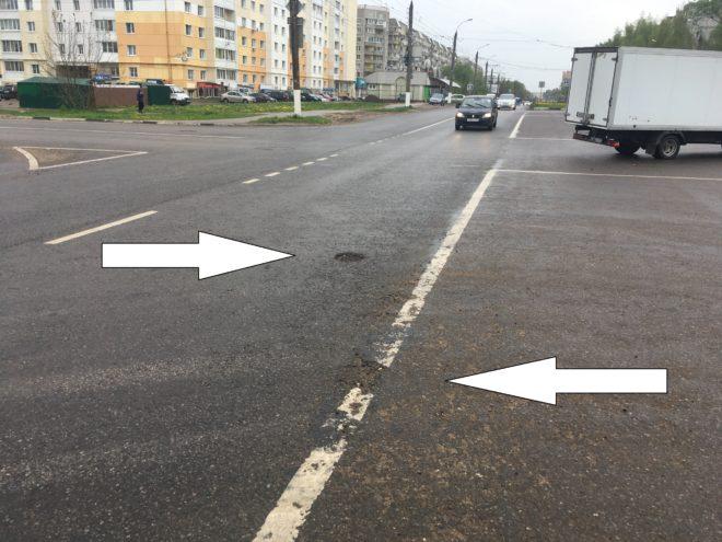 За две недели подрядчики устранят все дефекты на дорогах Твери