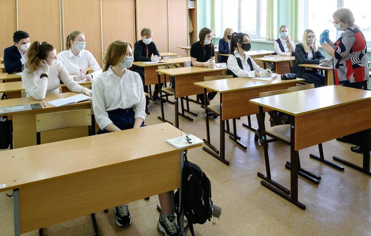 Школьникам Тверской области для сдачи ЕГЭ дадут маски, перчатки и антисептик