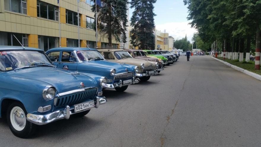 Пробег ретроавтомобилей намечен в Твери на День России