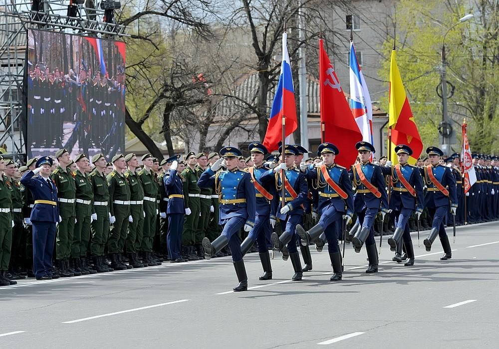 Чтобы не рисковать здоровьем жителей, в Тверской области перенесли парады