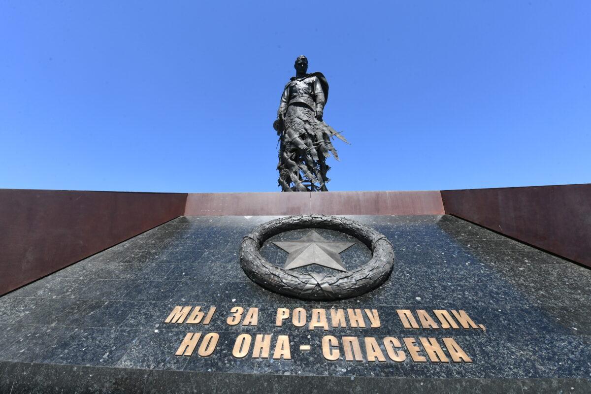 Президент Владимир Путин откроет Ржевский мемориал в Тверской области