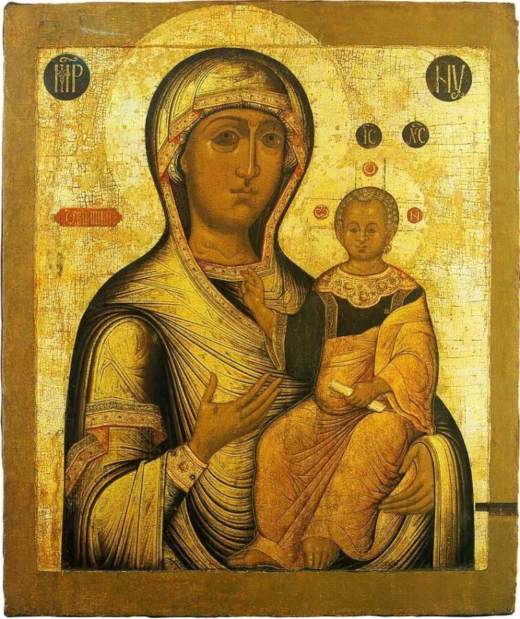 В Тверской области посадили мужчину, который украл икону у бабушки