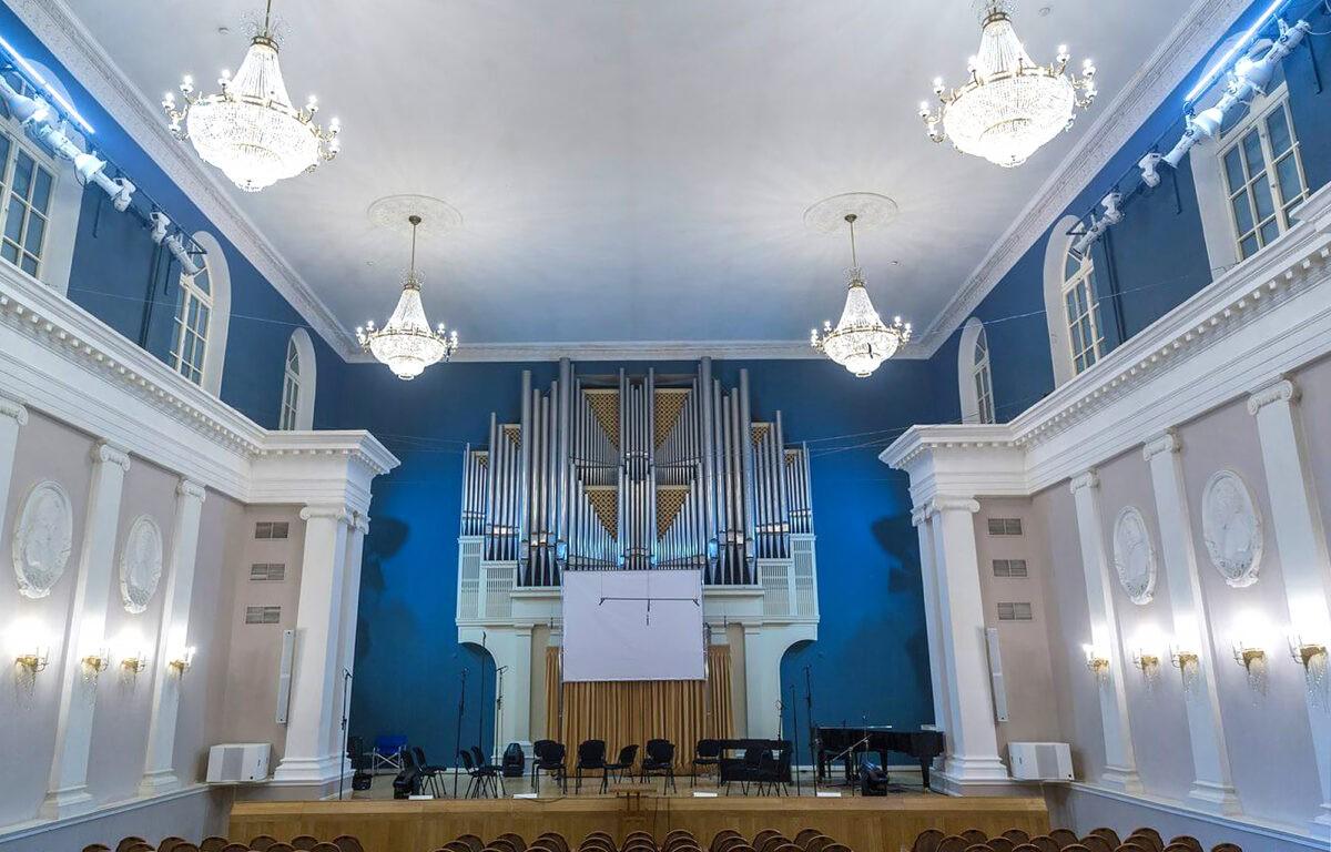 В Тверской областной филармонии будет новый зал