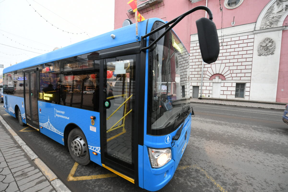 В Твери предполагается запустить 4 трамвайных маршрута