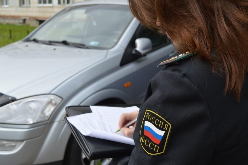 Мужчина не смог продать машину в Тверской области из-за долгов