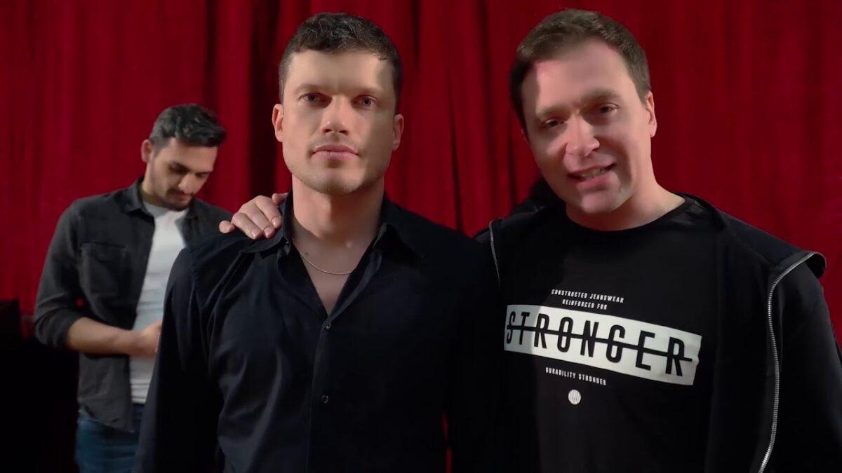 Хор Турецкого исполнил песню для врачей Тверской области