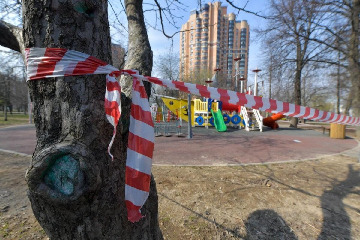 Еще шестеро жителей Твери оштрафованы за прогулки в запрещенном месте