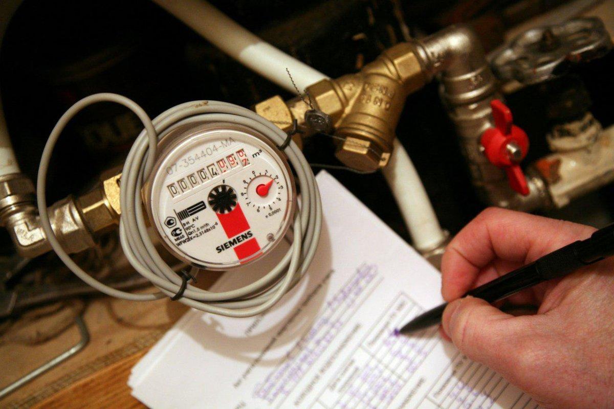 Проверки счетчиков в домах Тверской области отменяются до 1 января