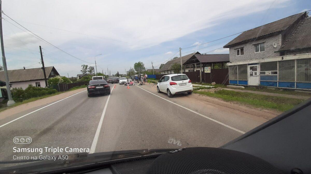 Под Тверью «ВАЗ» сбил двух велосипедистов и скрылся с места ДТП