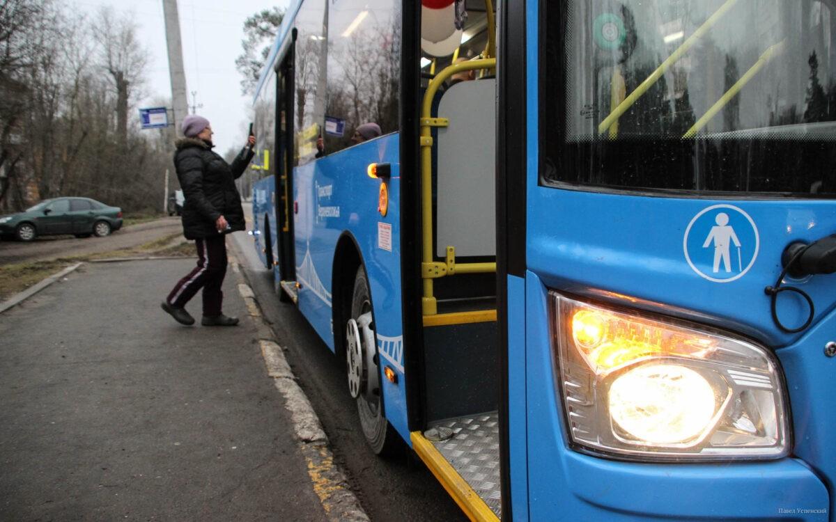 Жалобы жителей Твери на автобусы дошли до губернатора