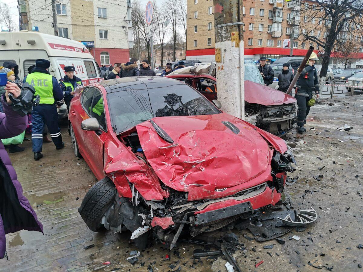 Участника смертельного ДТП в Твери не отпустили домой