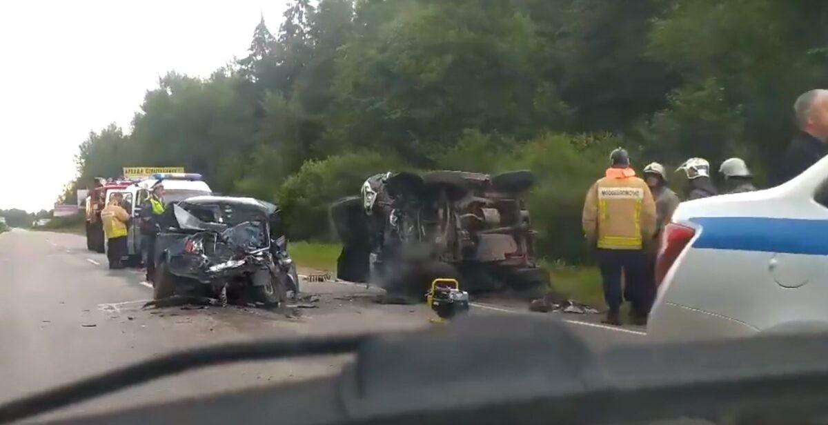 У водителя, погибшего сегодня в ДТП в Тверской области, случился сердечный приступ