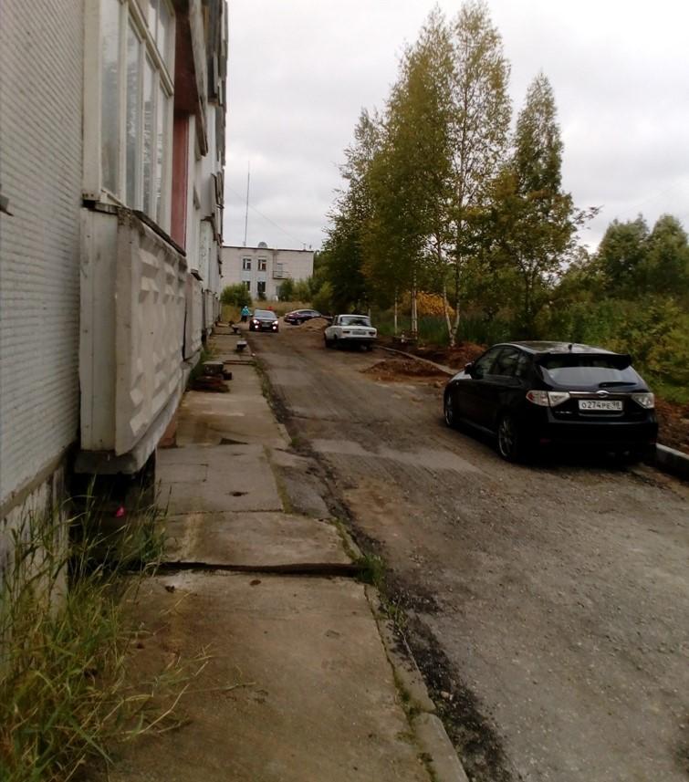Дорожников в Тверской области заставили отремонтировать городские улицы