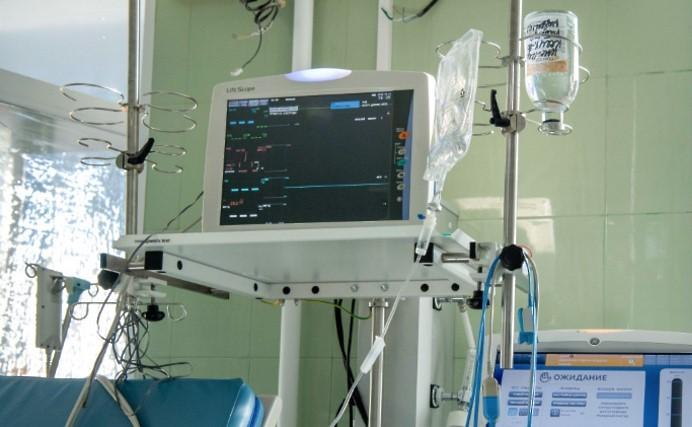 Тверские врачи спасли пациентку со 100-процентным поражением легких