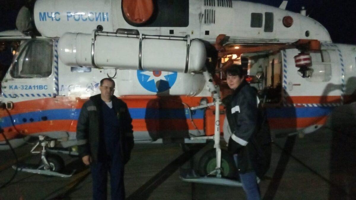 Девочка получила ранение груди в Тверской области