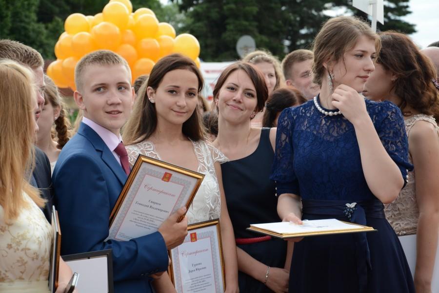 Золотые медалисты Тверской области получат дополнительные баллы по ЕГЭ