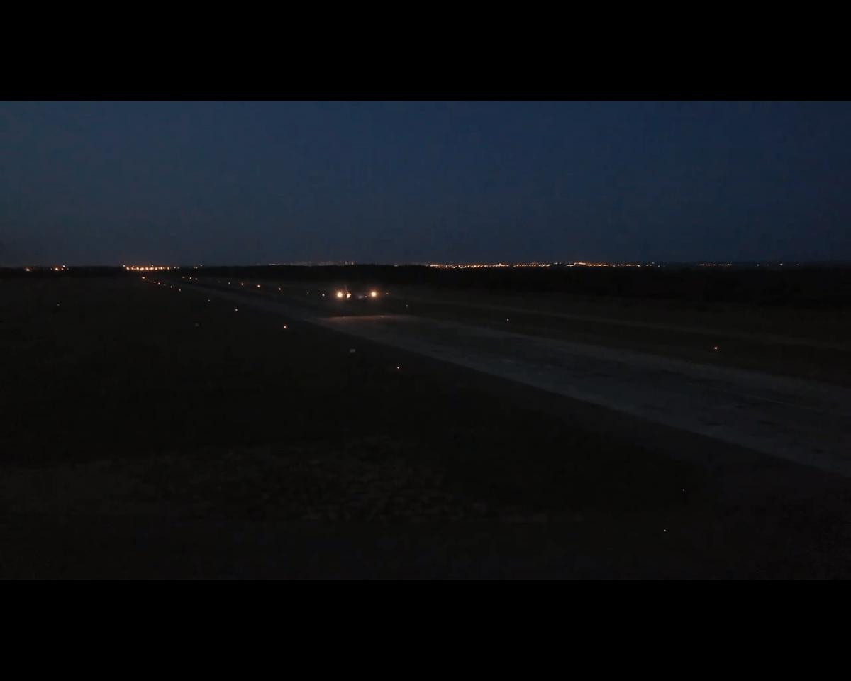 Опубликовано видео, как в Тверской области прошли тренировочные полеты