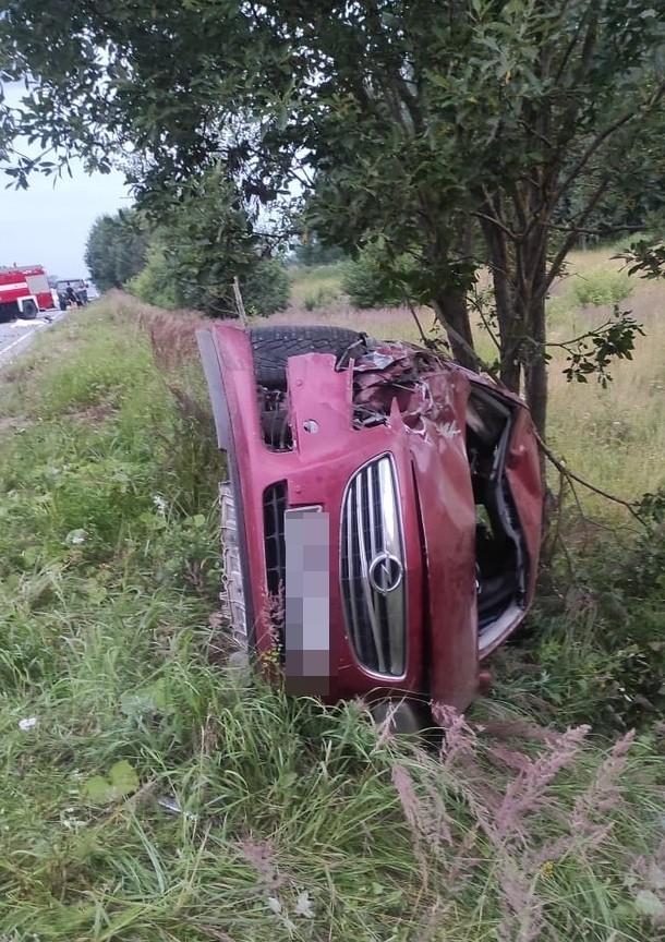 Опубликованы фото ДТП, унесшего жизни трех подростков в Тверской области