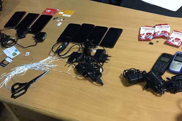Заключенным в Тверской области пытались переправить телефоны с помощью дрона