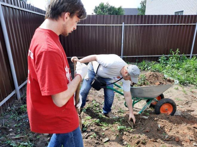 Васильевскому музею помогли волонтеры из Твери