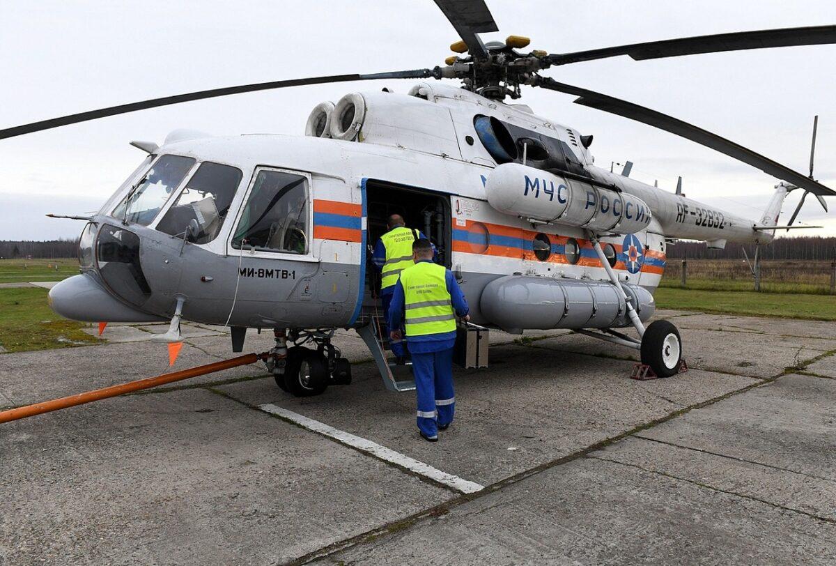 В Тверской области появятся новые вертолётные площадки для санавиации
