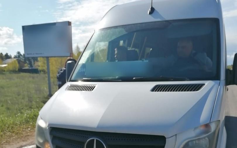 Между городами Тверской области пассажиров возили на неисправных автобусах