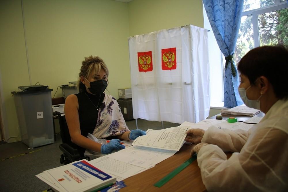 Светлана Козлова: общероссийское голосование впервые проходило в течение недели