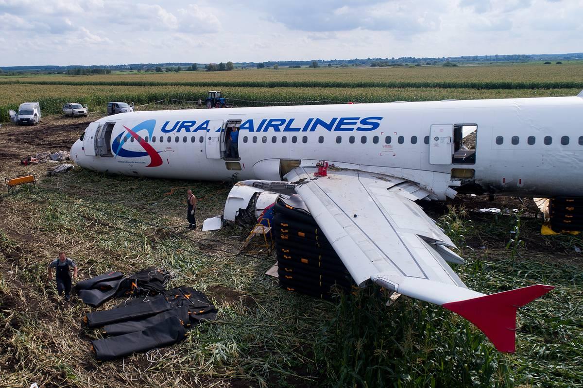 Жительница Тверской области рассказала, как она выжила после падения самолета