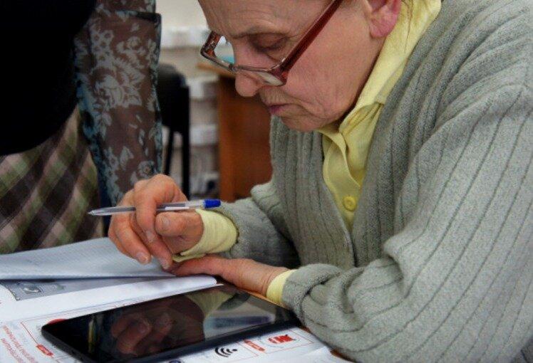 Пенсионерам Тверской области пора писать заявления на выплаты по госпрограмме