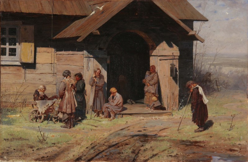 Человек на паперти: жители Твери рассказали, почему просят милостыню