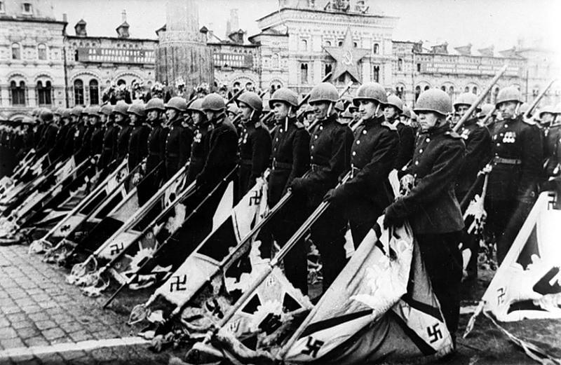 Жители Тверской области могут узнать все тайны Парада Победы 1945 года