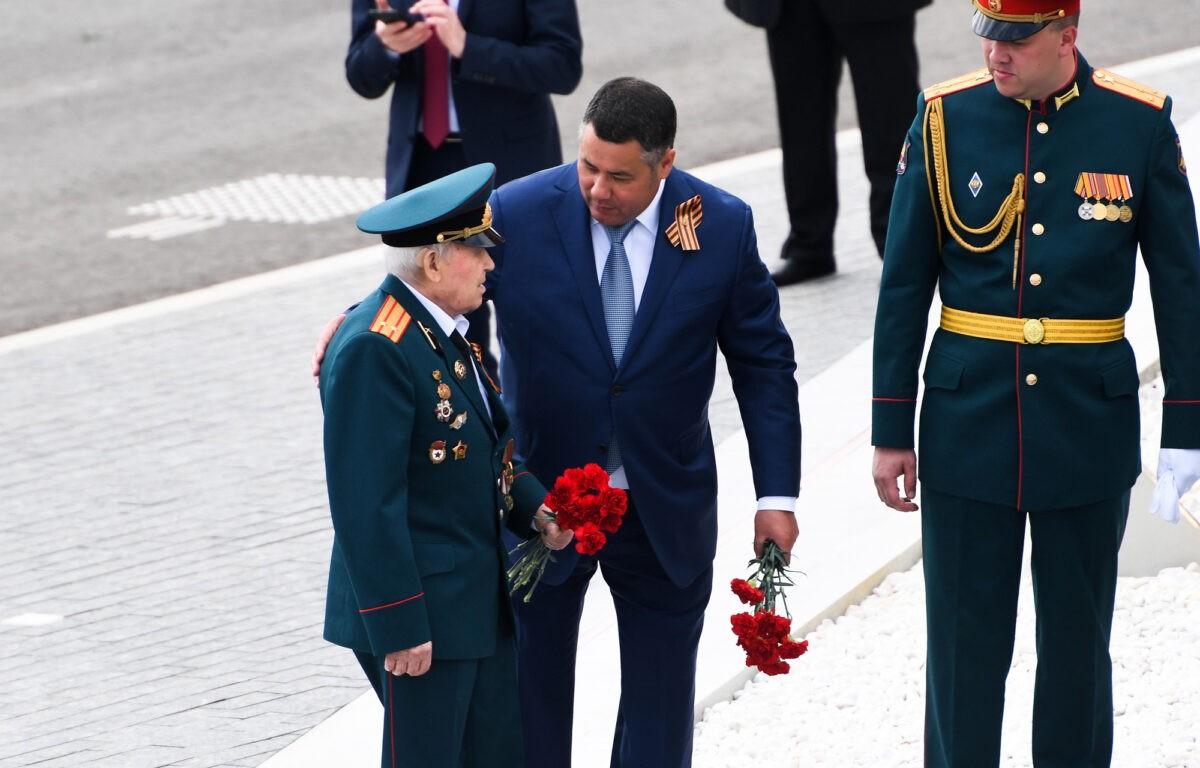Игорь Руденя рассказал о создании Ржевского меморила в эфире федеральной радиостанции