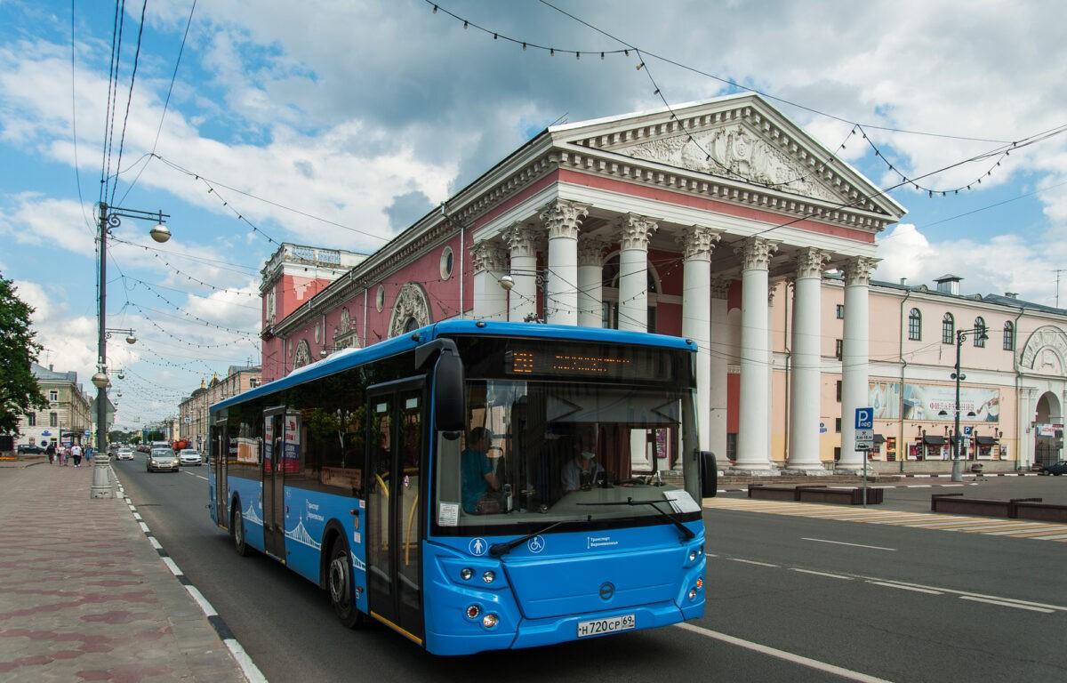 Водителей тверских автобусов, трижды нарушивших ПДД, уволят