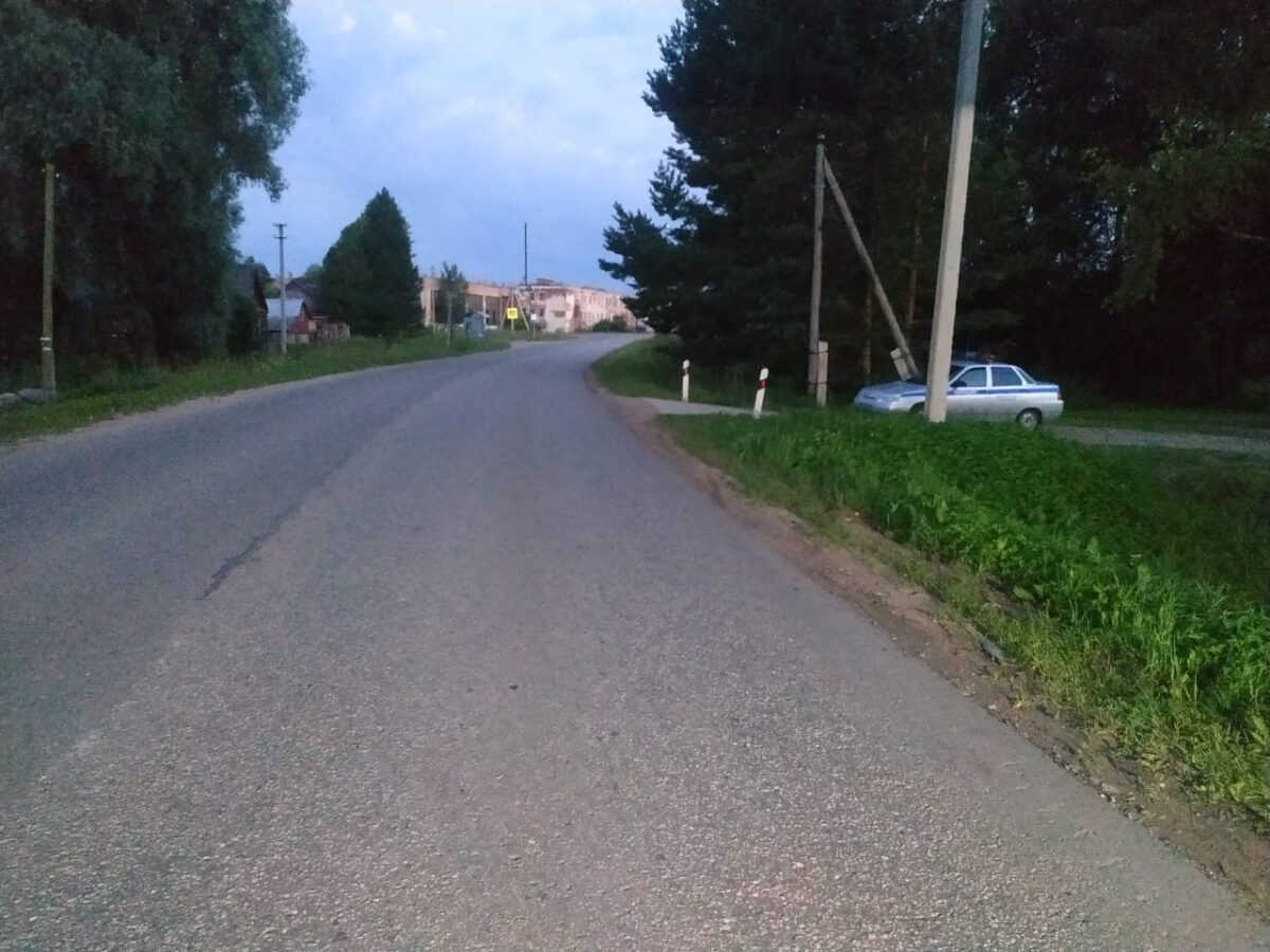 В Тверской области пассажир выпрыгнул из машины на полном ходу