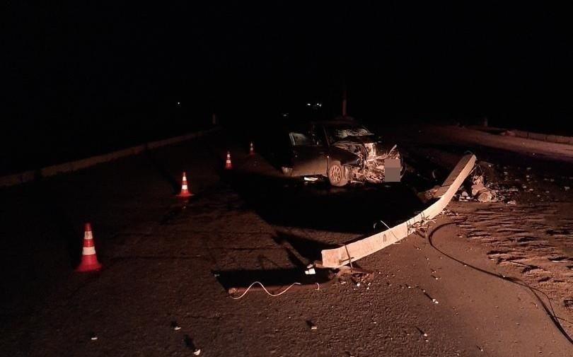 В Тверской области оштрафовали пьяного водителя без прав, из-за которого пострадал пассажир