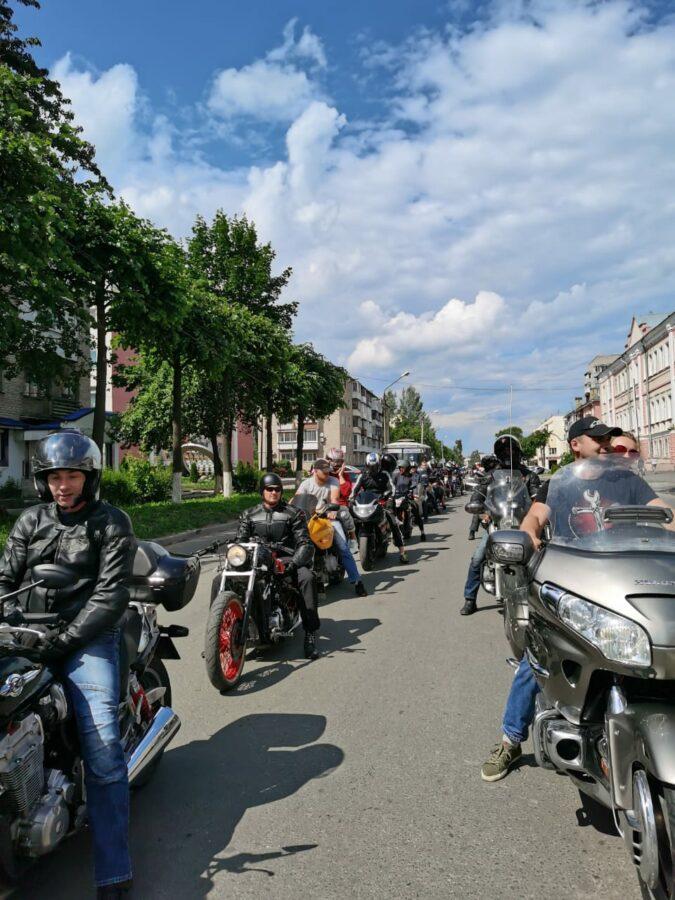 ТОП голосования: В Тверской области байкеры проголосовали и открыли мотосезон