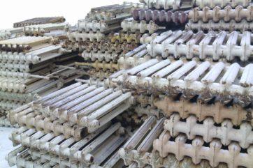 Полторы дюжины чугунных радиаторов сдал в лом рецидивист из Тверской области