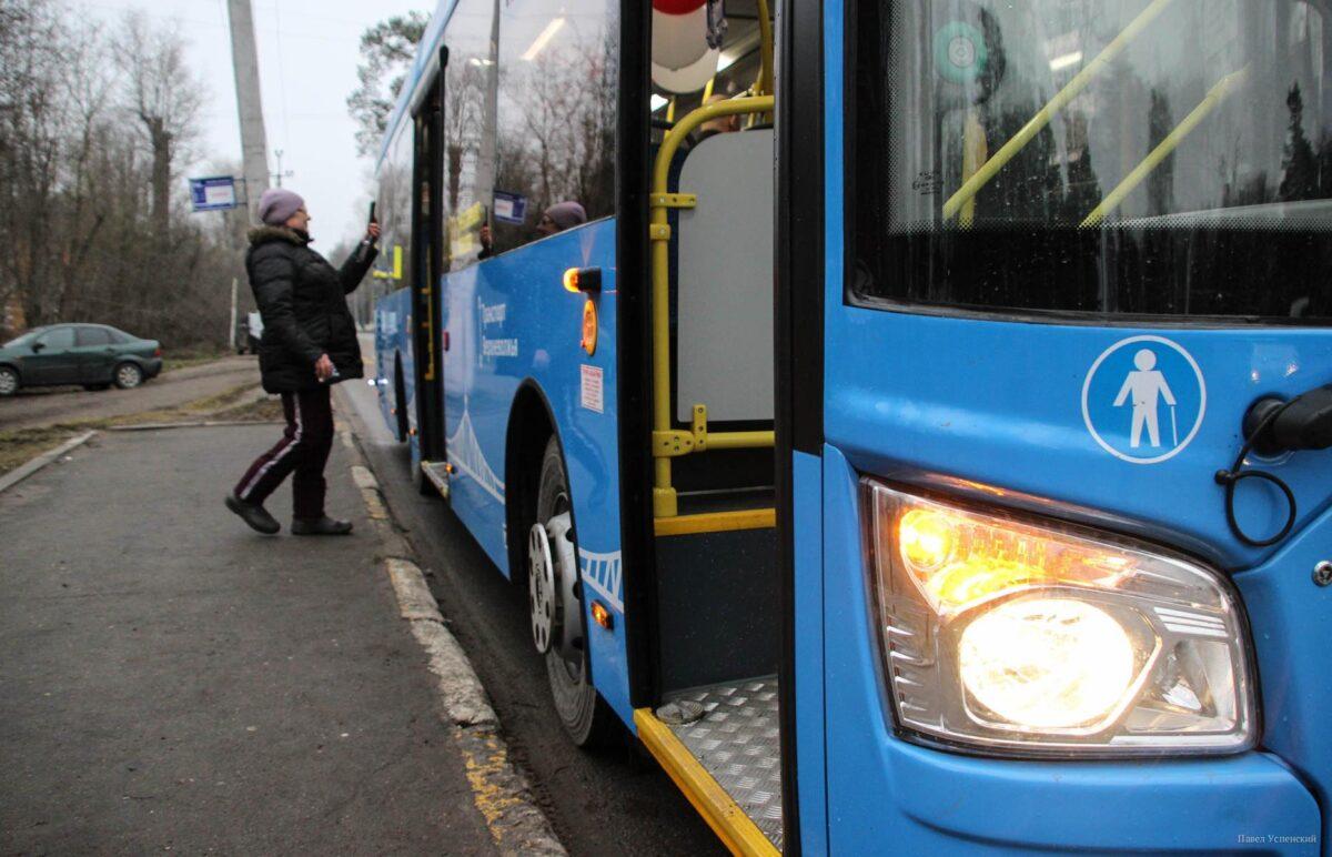 В Твери и Калининском районе изменятся четыре автобусных маршрута