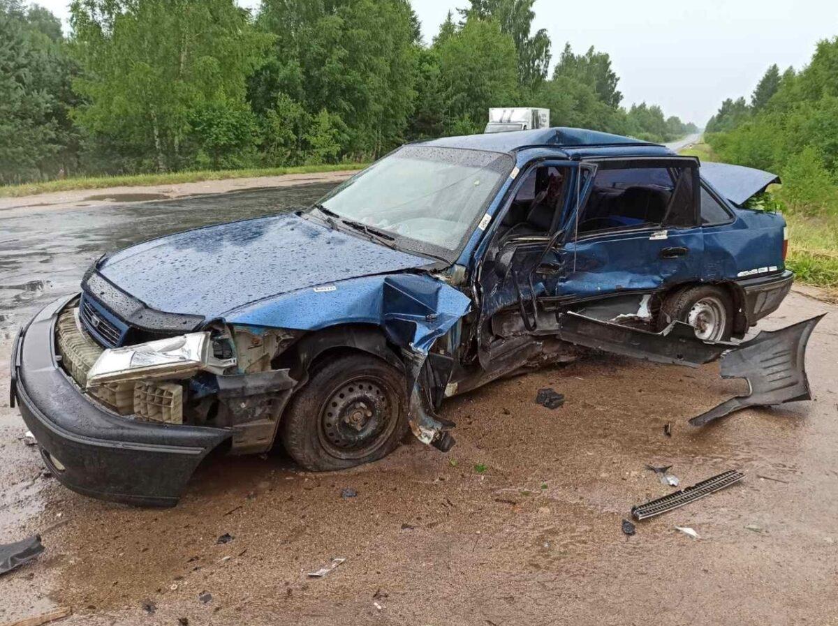 72-летний водитель, пострадавший в ДТП в Тверской области, скончался в больнице