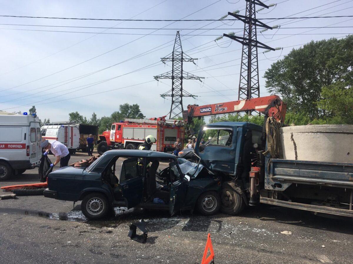 В Твери погиб дедушка после столкновения с манипулятором