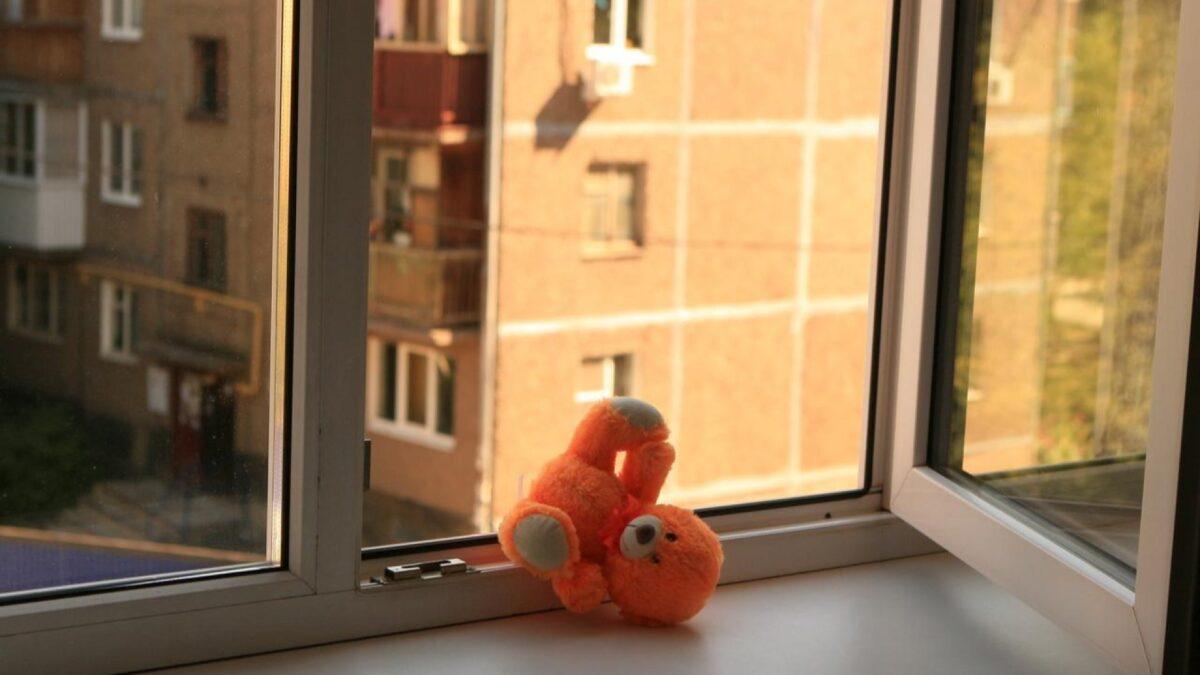 МЧС Тверской области напоминает, что открытые окна – опасность для детей