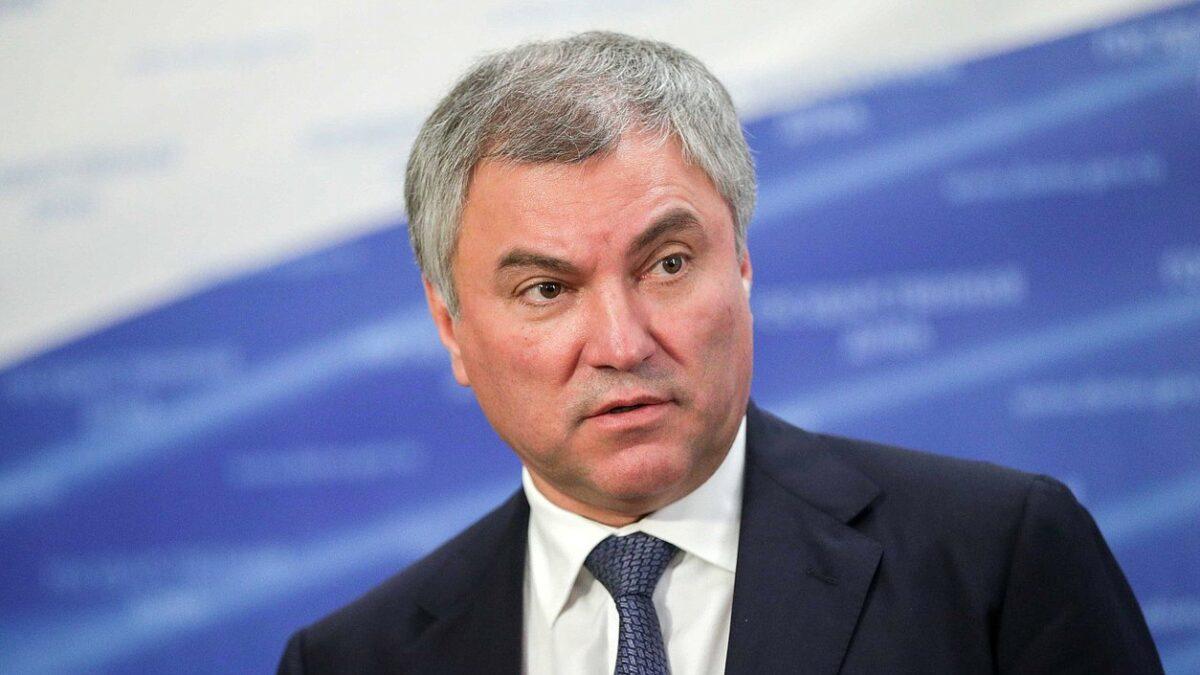 Вячеслав Володин прокомментировал итоги голосования по поправкам в Конституцию