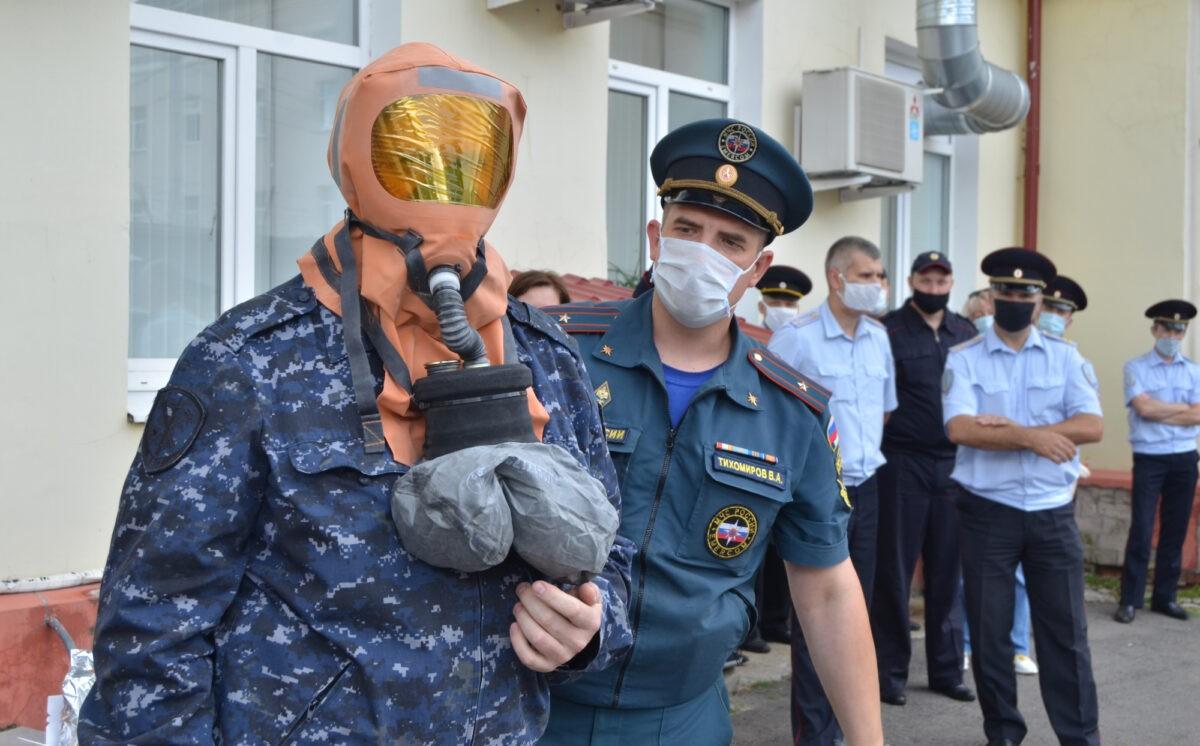 В Твери искали условно пропавшего и пострадавшего полицейского