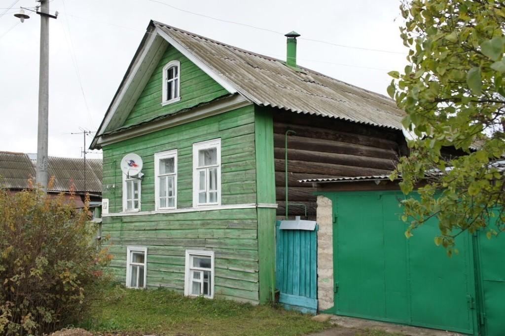 В Тверской области снесли дом конца XVIII века