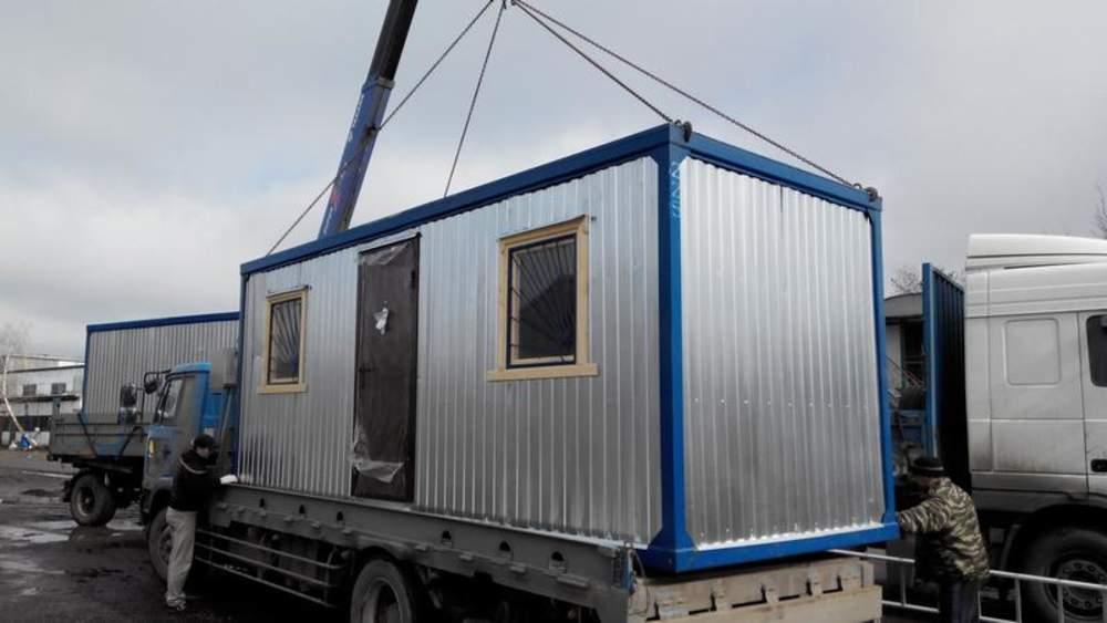 Рецидивист увёз строительный вагончик из мотеля в Тверской области