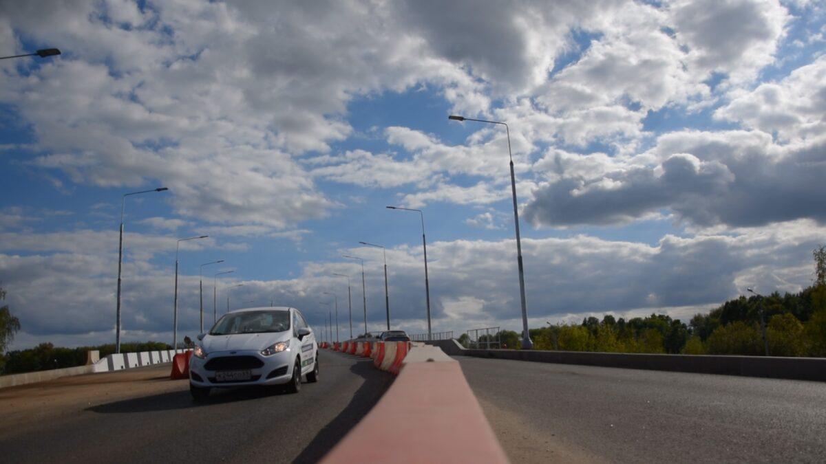 В Твери на выходных перекроют Бурашевский путепровод