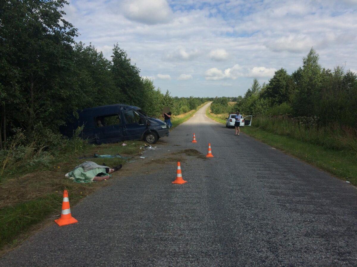 Появились фото и подробности смертельной аварии в Тверской области