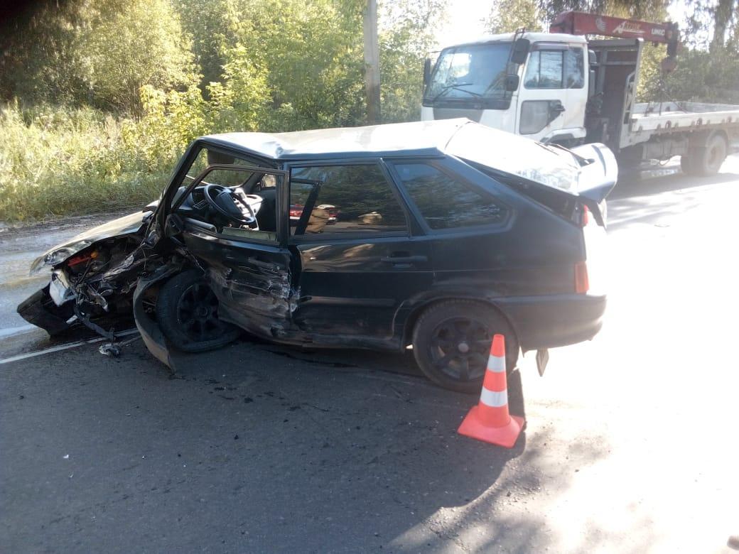 Водитель без прав совершил ДТП в Тверской области и скрылся