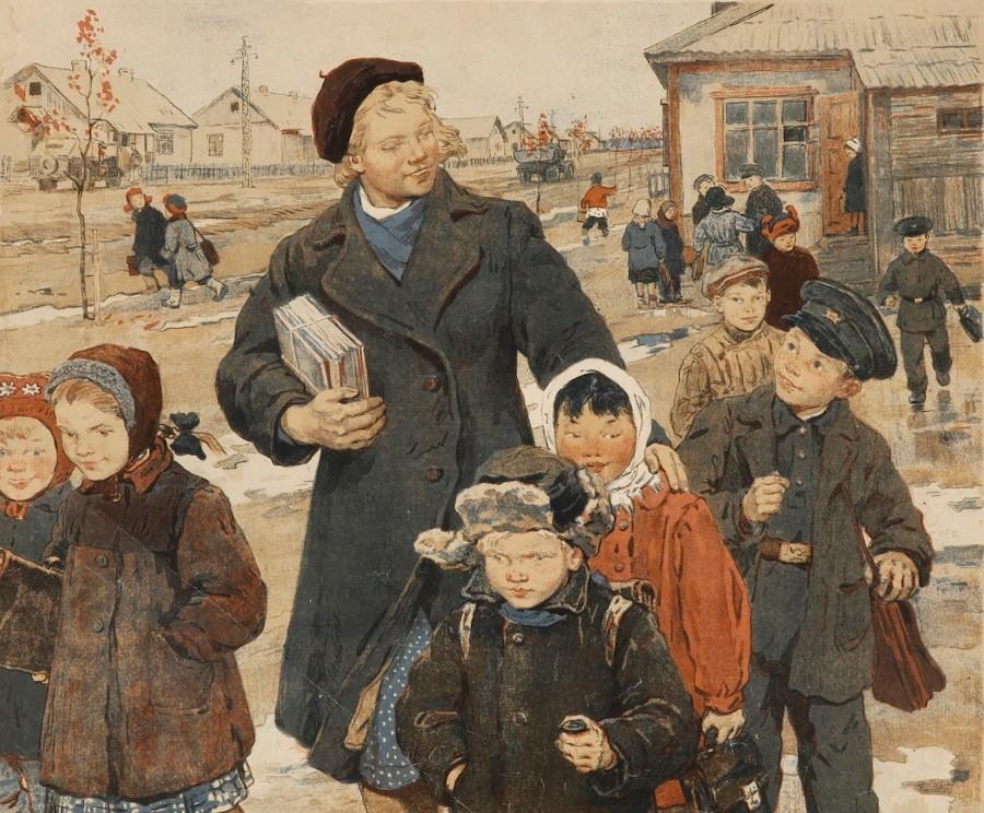 Тверские учителя, которые переехали на село, получат по миллиону рублей