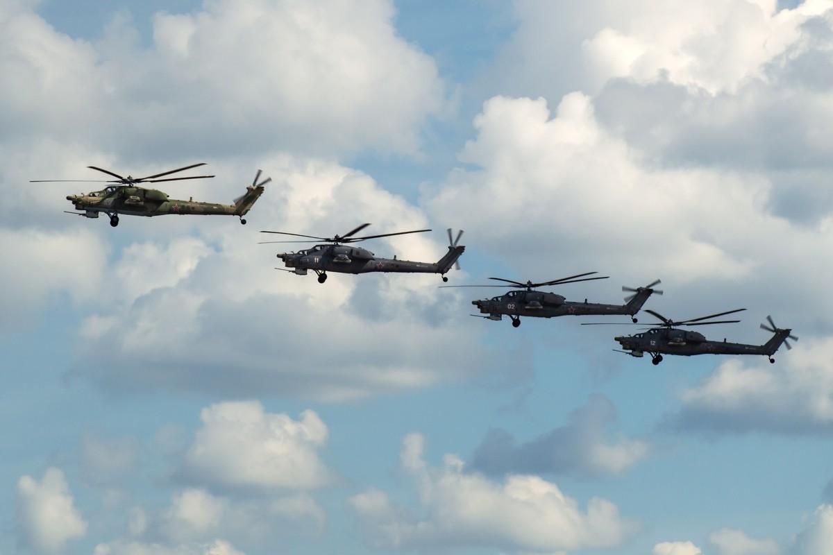 Асы из Тверской области выступят на Международном военно-техническом форуме